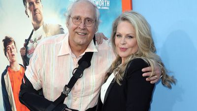 <p>Chevy Chase: Now...</p>