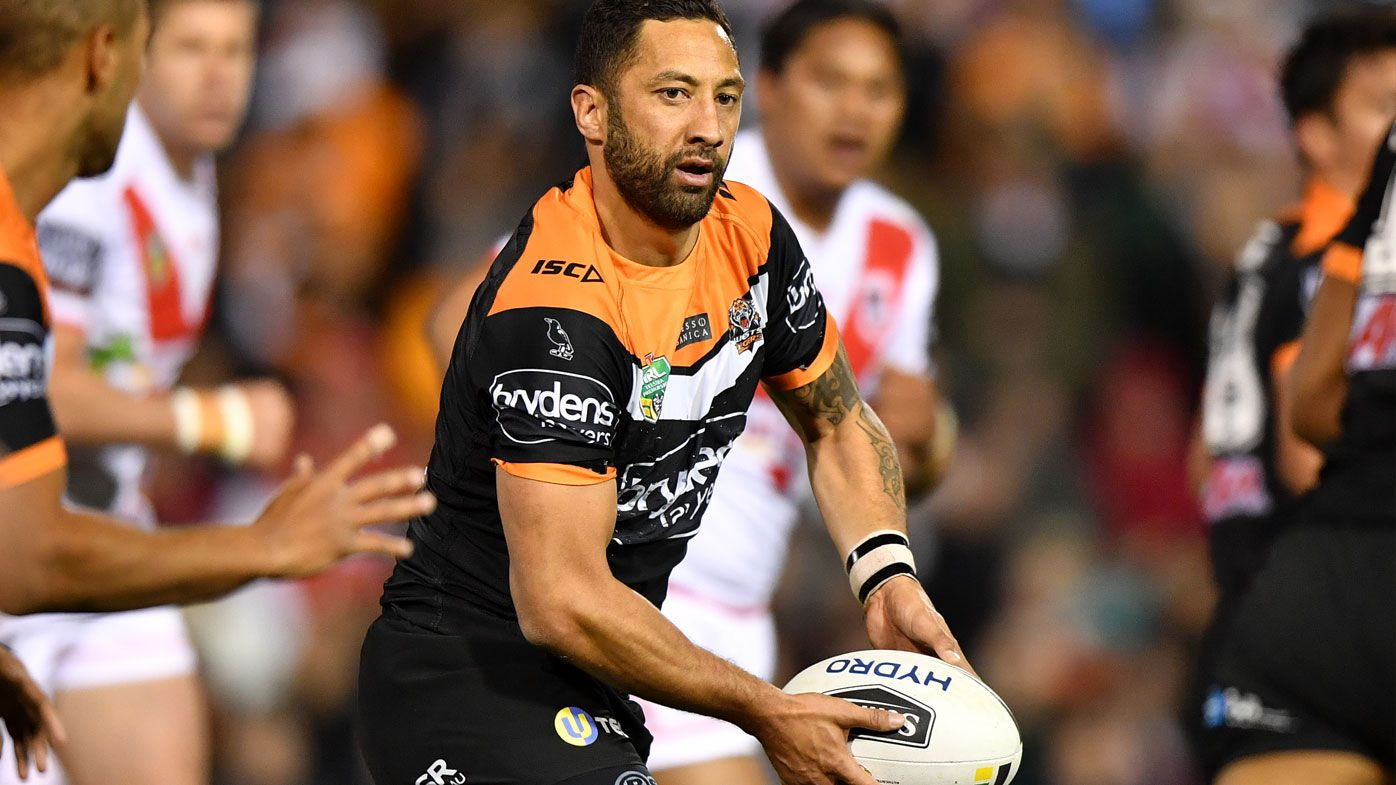 NRL: Wests Tigers star Benji Marshall to start 2019 season despite hamstring trouble