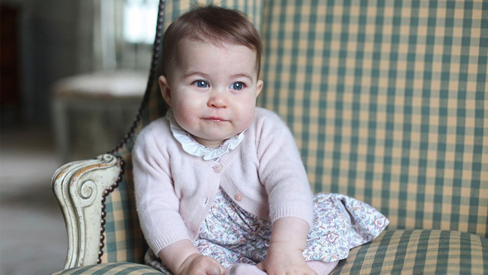 Princess Charlotte gets her own lipstick shade