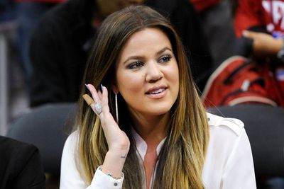 """""""The bigger the hoop, the bigger the ho.""""<br/><br/>Image: Getty"""