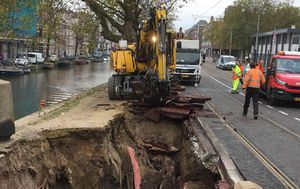 Amsterdam has been collapsing for years. Now it's paying the price