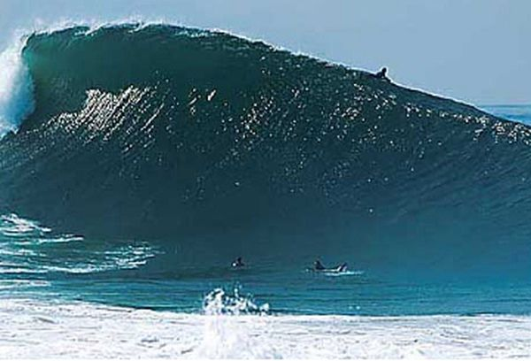 Deadly Surf