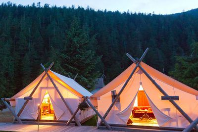 <strong>Clayoquot Wilderness Resort</strong>