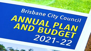 Brisbane residents will face rates and fees increases of 3.75 per cent following city council handing down its $3.6 billion 2021-22 budget this morning.