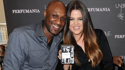 Khloe Kardashian sits vigil over Lamar Odom after overdose
