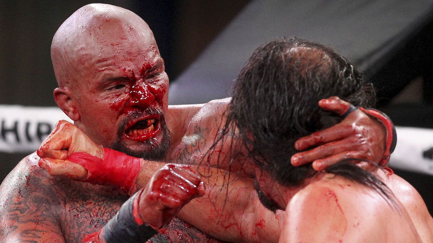 USA state-sanctioned bare-knuckle fighting makes bloody comeback in Wyoming
