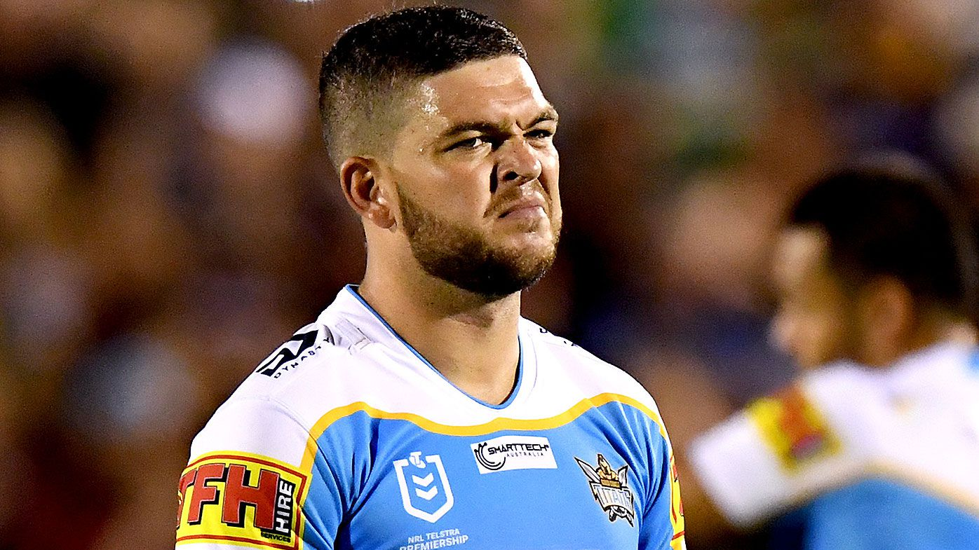 Million-dollar playmaker Ash Taylor leads remarkable Gold Coast Titans' comeback win over Broncos