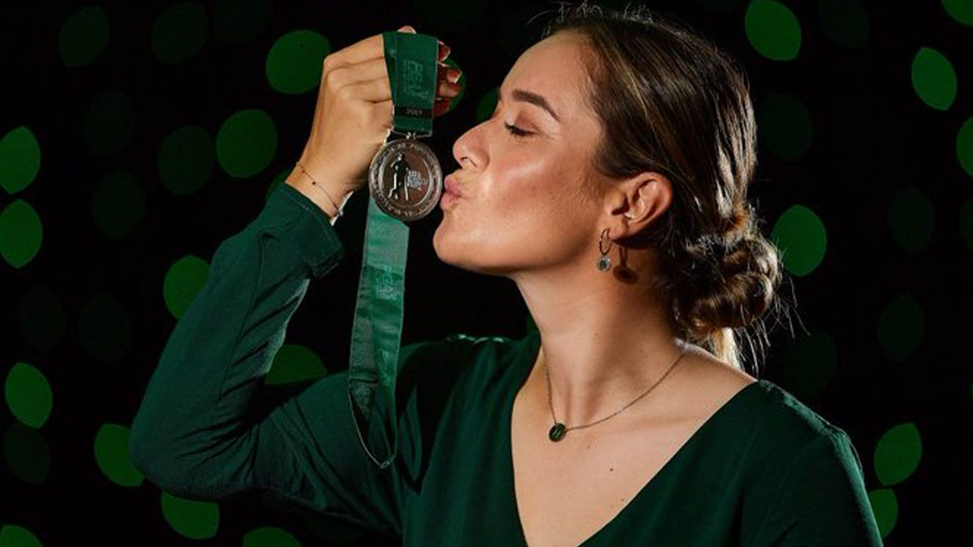 Hannah Green adds Greg Norman Medal in breakout season