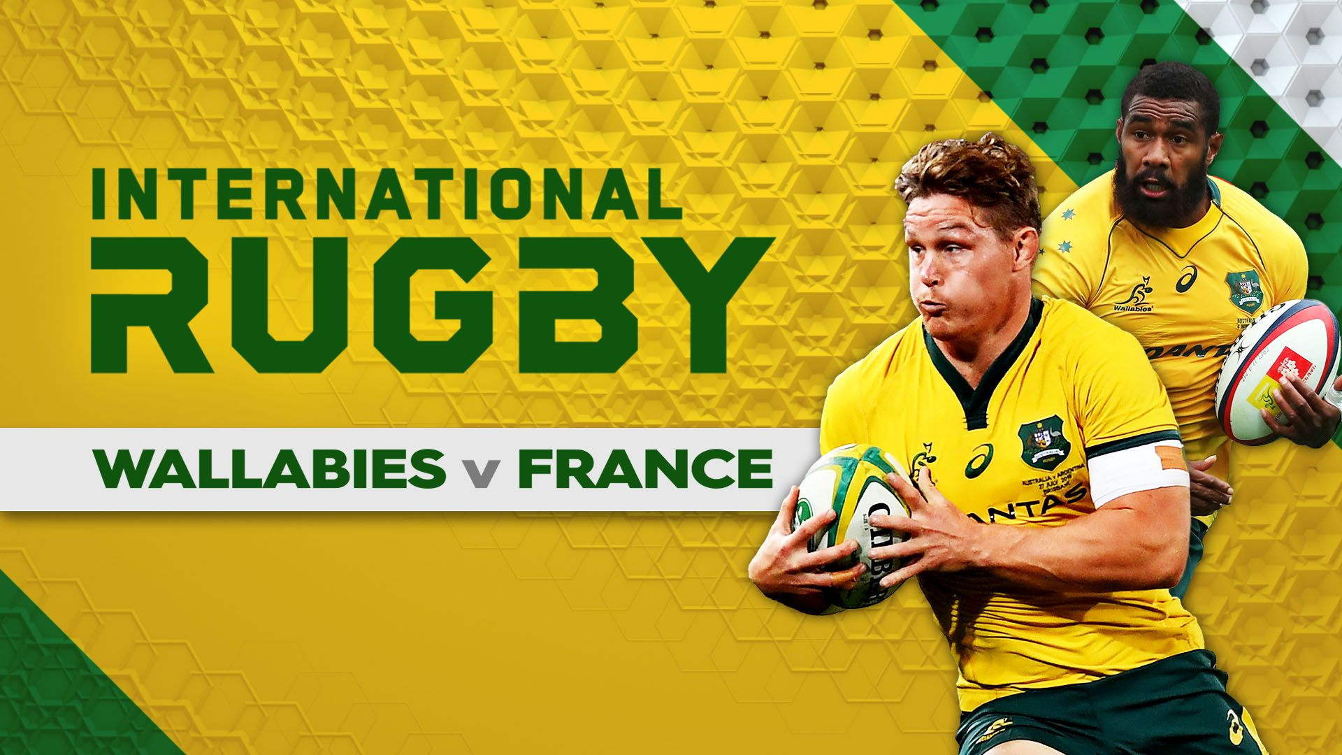 Watch Wallabies v France Test Series Rugby 2021, Catch Up TV