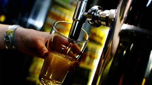 Australians should drink no more than ten standard alcoholic drinks a week.