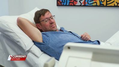 Darren Ralph prostate