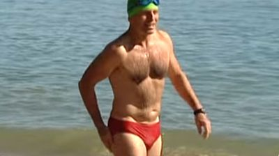 Many people call Speedos 'budgie smugglers' but few would know that the name was trademarked in 2008.