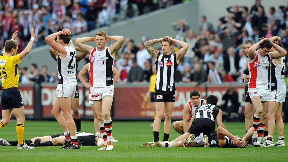 AFL grand final replay ditched