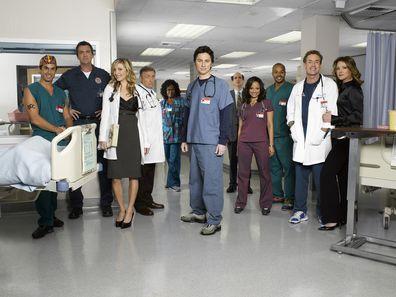 Scrubs, cast, Sam Lloyd
