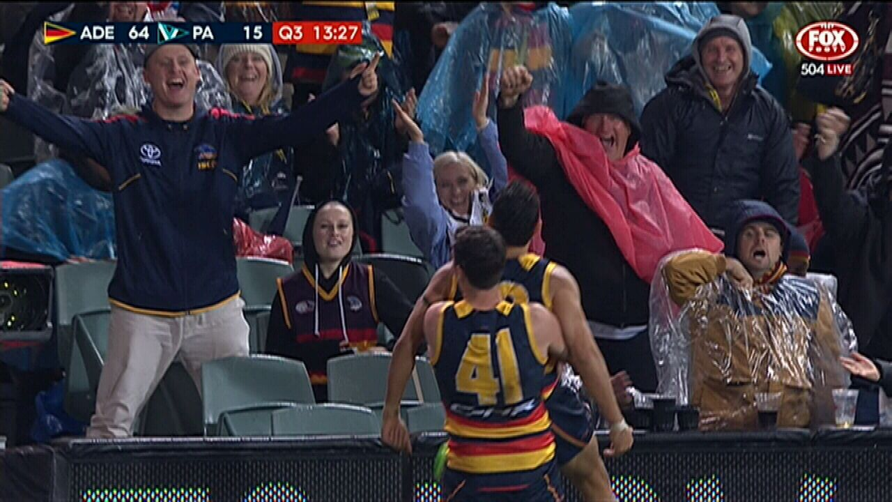 Betts pulls off the miraculous