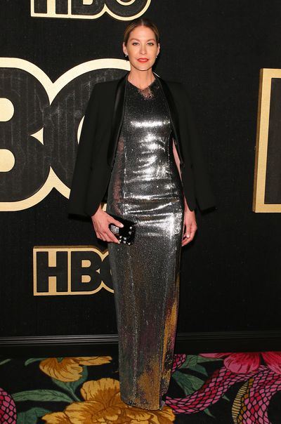 Actress Jenna Elfman at HBO's after-party, September, 2018