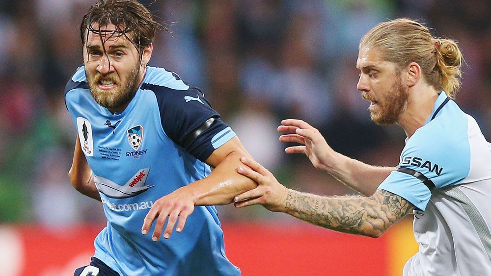Sydney vow to fire first against City