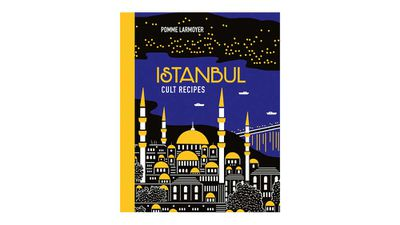 "<a href=""https://www.murdochbooks.com.au/browse/books/cooking-food-drink/national-cuisines/Istanbul-Cult-Recipes-Pomme-Larmoyer-9781743368466"" target=""_top"">Istanbul Cult Recipes</a><br> Pomme Larmoyer<br> Murdoch Books, $49.99"