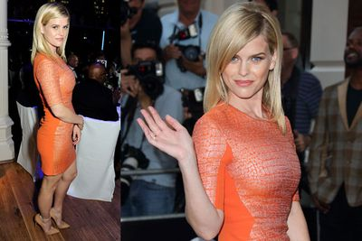 <i>Star Trek Into Darkness</i> actress Alice Eve.
