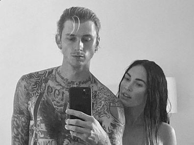 Megan Fox, Instagram post, Machine Gun Kelly