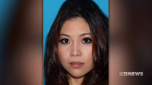 Andrea Chan Reyes is accused of a hit-run death in the United States.