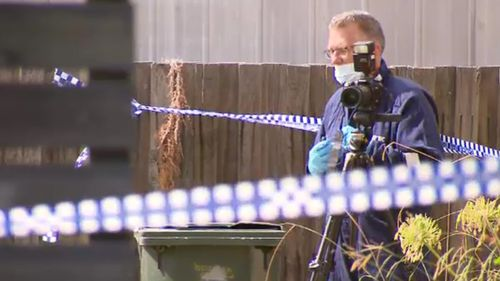 Police investigations are ongoing. (9NEWS0