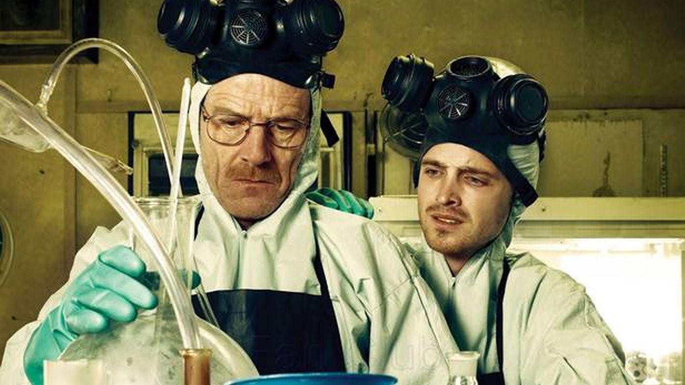 US chemistry professors accused of making meth