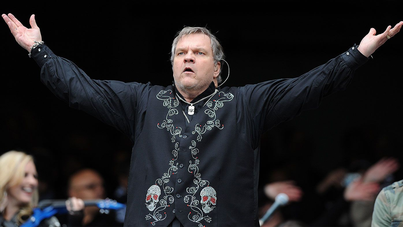 'Tell him to harden up': AFL legend Robert Walls recalls hilarious spray to Meat Loaf before 2011 Grand Final performance