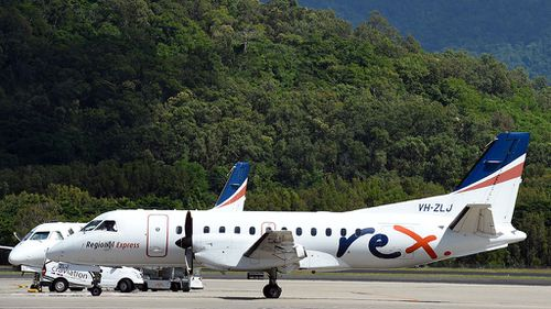 Fourth Rex flight grounded in just two weeks after being struck by 'technical fault'