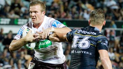 <strong>Manly Sea Eagles - Jake Trbojevic</strong>