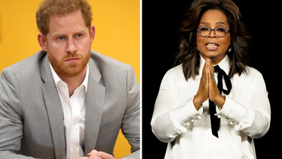 Campaigners have urged Prince Harry to end his upcoming partnership with Oprah Winfrey and Apple.