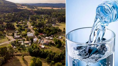 Tiny Victorian community battles multinational company over bottled water