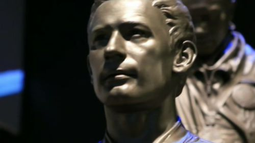 A statue of Norman has been unveiled at the Museum of African American History in Washington D.C. (9NEWS)