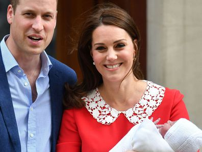 Prince Louis' christening will happen today