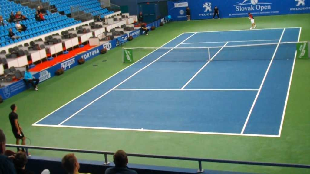 Tomic wins first round match at Slovak Open