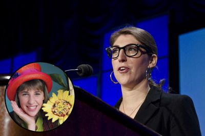 <b>From child star to scientist </b><br/><br/>She became a teenage sensation when she took on the starring role in the nineties television program, <i>Blossom</i>, but this former child star has a lot more than acting to her name. Before taking on her role as uber-scientist Amy Farrah Fowler in <i>The Big Bang Theory</i>, Mayim Bialik attended the University of California, LA, and received her PhD in neuroscience. Bialik also co-authored a parental book, 'Beyond the Sling', based on the hormones of human attachment between parents and children.<br/>