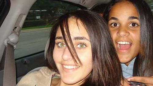 Amina (left) and Sarah (right) Said had their lives brutally cut short in 2008.