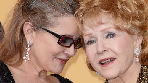 Debbie Reynolds dies a day after her daughter