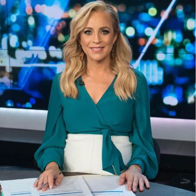 10. Carrie Bickmore  – Hit Network