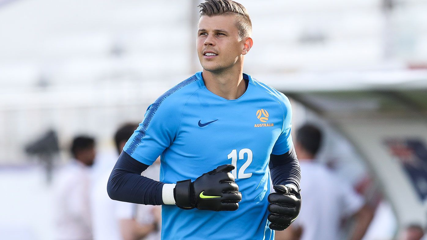 Socceroo Mitch Langerak returns positive coronavirus test
