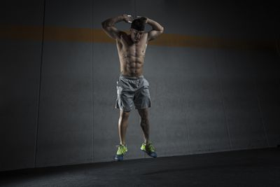 <strong>Burpees</strong>