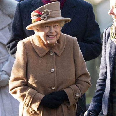Queen Elizabeth steps out after Prince Philip's accident, January 2019