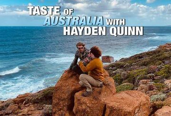 Taste of Australia with Hayden Quinn