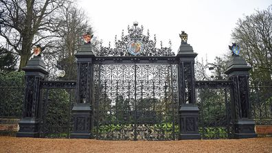 Crisis talks were held between senior members of the royal family at the Queen's Sandringham estate.