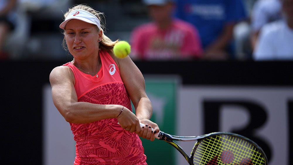 Gavrilova sees off Kuznetsova in Rome