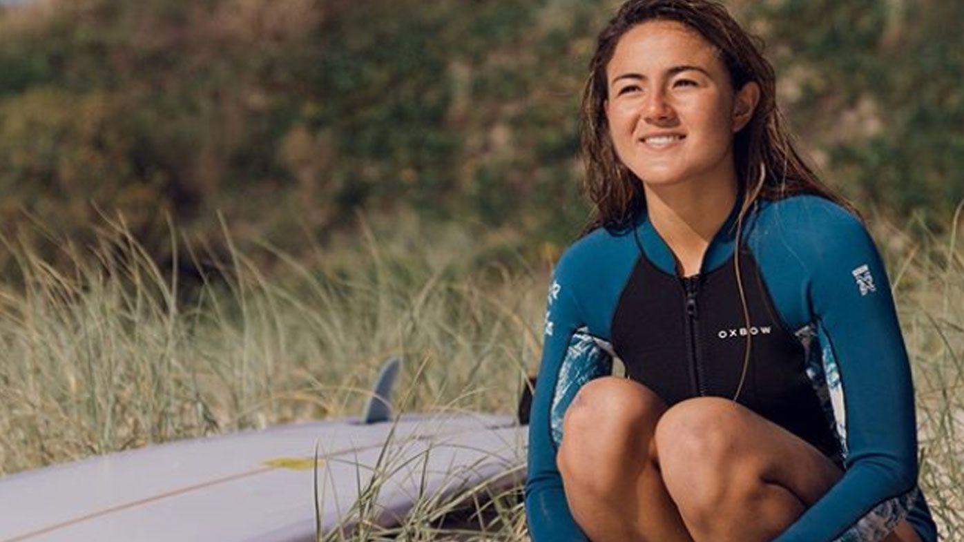 Surfing champion Poeti Norac, 24, dies in Australia