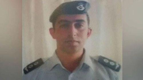 Captured Jordanian pilot Maaz al-Kassasbeh. (Supplied)