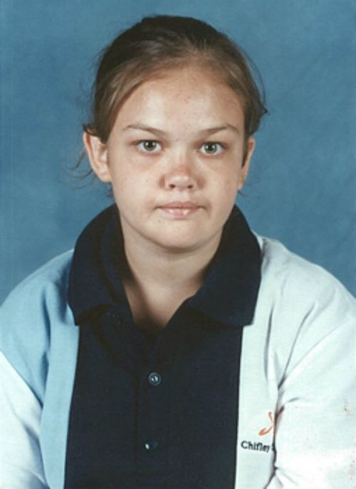 Michelle Pogmore was 13 years old when she was murdered in Mount Druitt in 2004. (NSW Police)