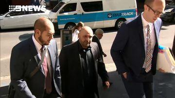 Former plane-bomb suspect in court over taser