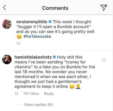 The Project' star Tommy Little accused of 'catfishing' on